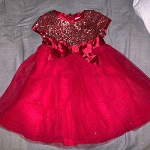 American Girl Christmas Dress! (Size 4T)